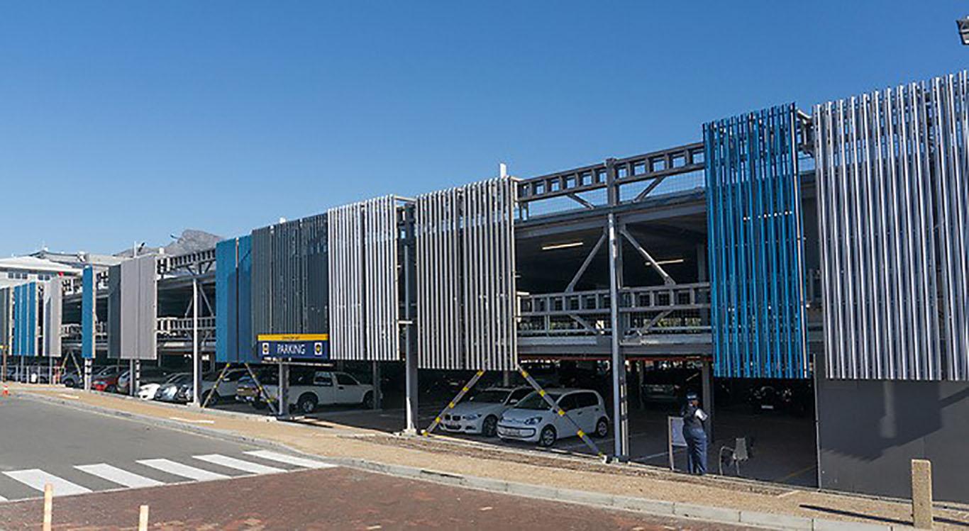 V&A Parking Garage