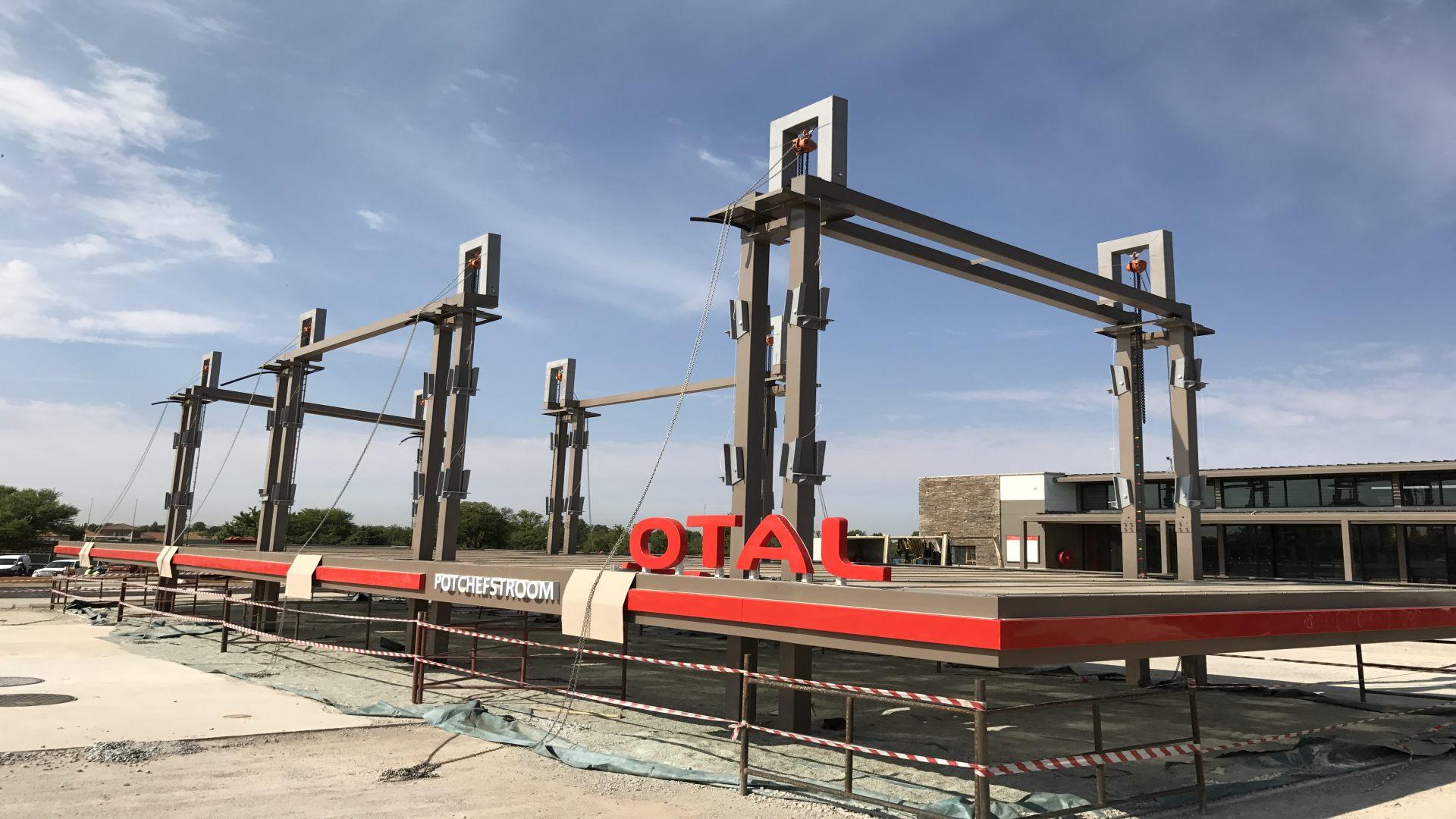Total Fuel Station Potchefstroom